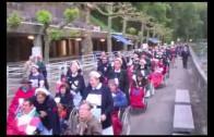 230 Albaceteños viajan a Lourdes