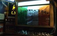 A Pie de Calle Reportaje Fiesta St. Patrick en Cassidy`S