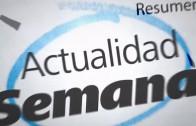 Actualidad Semanal 09 Agosto 2014