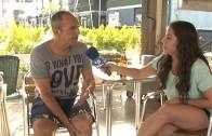 Al Fresco reportaje 'Entrevista a Bermúdez'