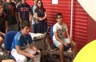 Al Fresco reportaje 'Final torneo FIFA'