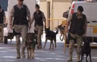 Al Fresco reportaje Unidad Canina