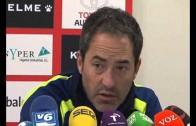 Antonio Gómez podría dar entrada a los nuevos fichajes