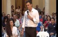 Asamblea abierta de Pedro Sánchez en Albacete