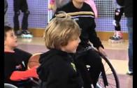 Baloncesto en sillas de ruedas en el Club Patinalba