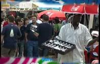 Cabecera Visión Seis Televisión Feria 09