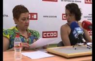 CCOO denuncia nuevos recortes en sanidad