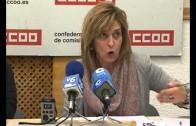 CCOO presenta la campaña 'Es público, es tuyo, sálvalo'