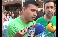 Centenares de estudiantes protestan contra la LOMCE