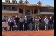 Clausura de la temporada de tenis en Albacete