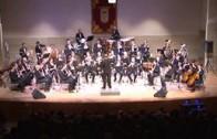 Concierto Navidad Banda Sinfónica de Albacete en el auditorio municipal. (parte 1)