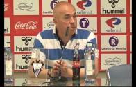 Declaraciones después del Albacete vs Racing