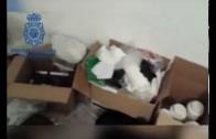 Desmantelan un laboratorio clandestino de cocaína en Albacete