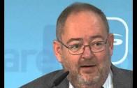 Dimas Cuevas: 'El PP ha elaborado una intensa agenda'