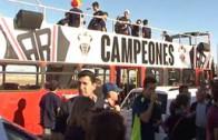 DXTS Bus del Alba en la Ciudad Deportiva