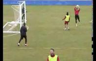El Alba pretende mejorar la puntería