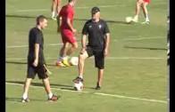 El Alba quiere mantener el liderato en Sevilla