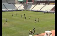 El Alba sigue preparando el partido frente al Cacereño