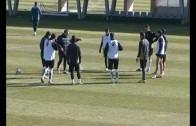 El Alba vuelve a los entrenamientos