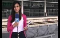 El AVE comienza su viaje a Alicante