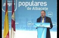 El PP pide el voto para las europeas, sin candidato