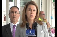 El Príncipe inaugura el AVE a Alicante