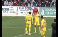 Empate sin goles entre La Roda y Cádiz