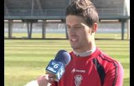 Entrevista con el jugador del Albacete Carlos Indiano