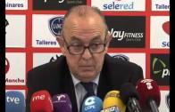 Garrido anuncia una querella criminal contra Matías Martínez