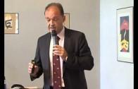 Garrido presenta su proyecto