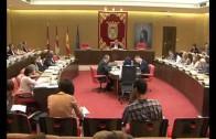 Hoy jueves pleno en el ayuntamiento