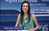 Informativo Visi6n 6TV 8 mayo 2014