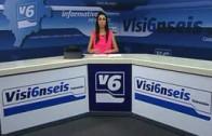 Informativo Vision6 09 mayo 2014