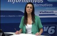 Informativo Vision6 25 marzo 2014