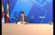 Javier Cuenca en el Consejo de Gobierno