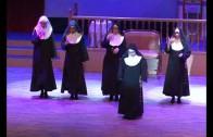 La agrupación cultural 'Espirale' presenta espectáculo.