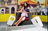 La Coctelera. Actuacion Rosalez y entrevista Vicente Rouco 20-07-2011