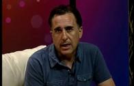 La coctelera, Reportaje Sergio Ortega y Festival Folklore. 16/07/2012