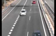 La DGT prevé que 1.180.000 vehículos circulen por CLM