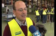 La factoría albaceteña de Ajusa sigue recibiendo visitantes en sus instalaciones