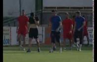 La Roda club de fútbol sigue con entrenamientos de pretemporada