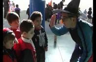 Los alumnos del colegio Doctor Fleming celebran Halloween