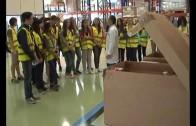 Los escolares visitan Ajusa