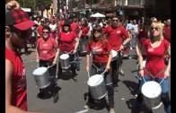Manifestación del Día Internacional del Trabajo