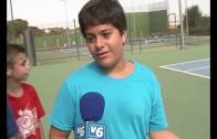 Más de 200 en las escuelas de tenis de Albacete