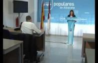 Menos concejales en Albacete