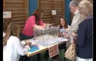Menos participación que en las pasadas Elecciones Europeas