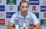 Noticias – Primera rueda de prensa del Albacete balompié