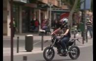 Nueva campaña de control de motocicletas y ciclomotores