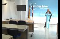 PP se alegra de que el PSOE esté dispuesto a negociar